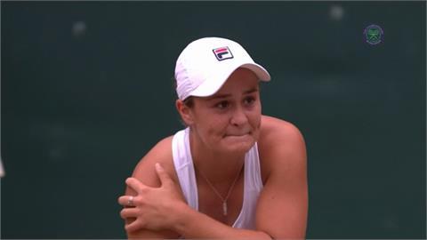溫布頓女單決賽 澳洲球后巴蒂首度封后