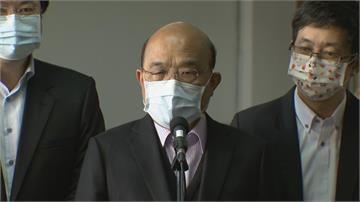 快新聞/外傳農曆年後內閣改組 蘇貞昌重申:我的內閣團隊「沒有黑名單」