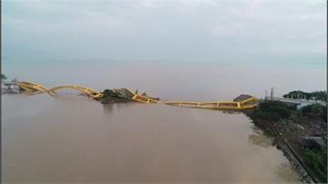 印尼強震捲6米高海嘯 已釀420死逾500傷