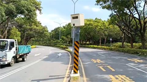 竹科園區3公里內9台測速!民眾怨:根本搶錢