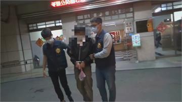 騎車搶劫害路人摔倒 衰...皮夾裏頭竟沒錢缺錢過年?男子兩天連三搶槓龜又遭逮
