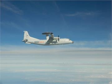 快新聞/有夠囂張!中國軍機上下午都來 殲16機等24架次闖我西南空域