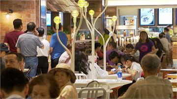 台北三大轉運站人潮多 驚爆餐飲衛生不合格