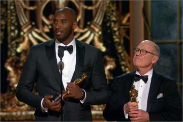 NBA史上第一人!柯比獲奧斯卡最佳動畫短片