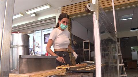 德國正妹愛上台灣 定居台灣賣起紅豆餅!開放內用重開張