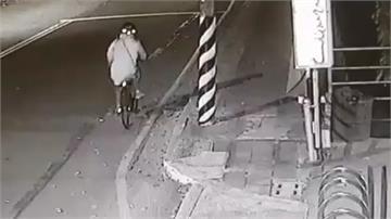 驚!高雄女澄清湖騎腳踏車 遭飛車搶劫包包 斜背也被搶 歹徒拿走現金手機丟水溝