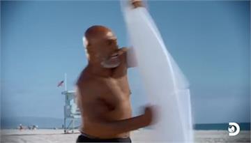 拳王泰森復出搞噱頭 新對手居然是大白鯊
