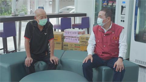 陳其邁痛批新北「疫調不確實」  侯友宜避談