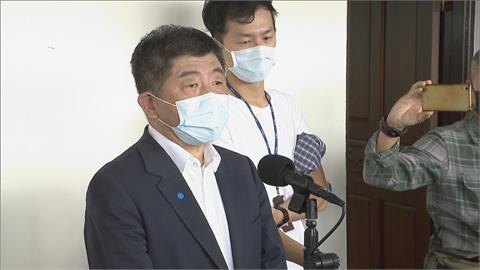 快新聞/台北市打疫苗量能墊底 陳時中:其他五都做得到  相信北市也能