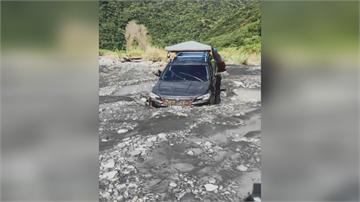 武界壩放水釀4死 一度傳失聯搜救人員報平安