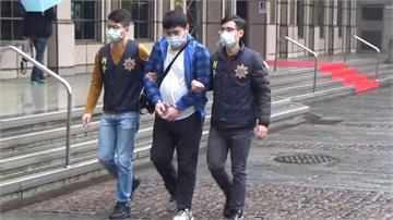 網路發文「跨年血染台灣」 幕後主嫌抓到了