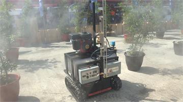 無人飛行噴霧機、自駕車「智慧型農機具」展現台灣科技實力