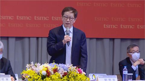 劉德音:世界都需要台灣高科技支持 不希望有戰爭