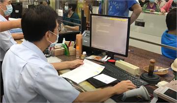 快新聞/三倍券上路首日爆量 郵局系統一度當機半小時