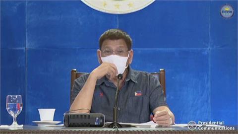 菲律賓疫苗接種率太低 總統杜特蒂:不打疫苗就抓去關!