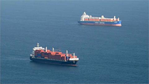 全美最大貨櫃港塞爆 港外89艘排隊破紀錄