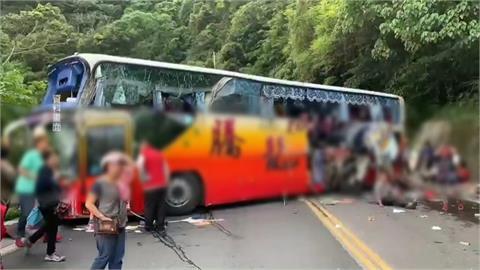 快新聞/蘇花撞山6死乘客甩出車外 運安會:固定遊覽車座椅無規範 應全面檢視