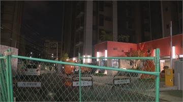 板橋工地挖到地基塌陷 隔壁社區衰!儲藏室「倒成金字塔」