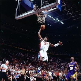 NBA/2021美國籃球名人堂 皮爾斯波許華勒斯等人入選