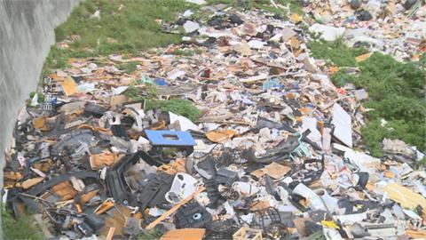 台東超過2萬噸底爐渣沒有運回 陳其邁:先運回再談代燒垃圾