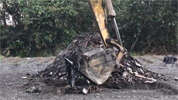 幫派聯合「環保蟑螂」亂丟廢棄物 警方逮捕18人到案