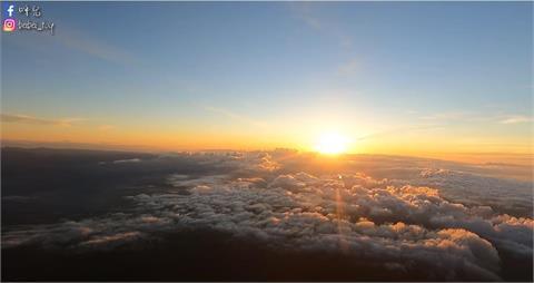 登富士山得全程戴口罩!攻頂喘到說不出話 「絕美日出」網紅讚:超值得