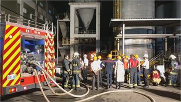 遠東化纖新埔廠油氣外洩 酸臭味連竹北高鐵站都聞得到!