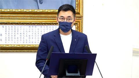 江啟臣: 台爭取疫苗 中毋須做不必要政治解讀