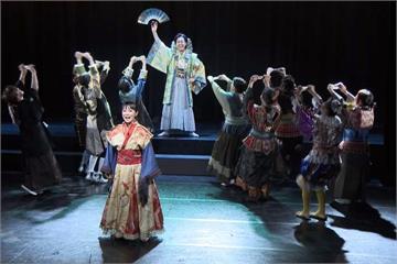 日本知名銀髮族樂劇團 高雄演出唱中文歌
