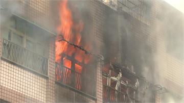 高雄名醫住家大火釀五死 起火點疑在二樓後方廚房