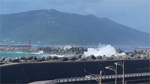 中颱烟花20:30發布海警 最快週四下半天陸警