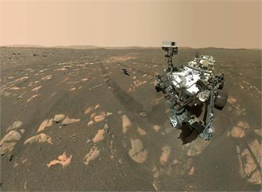 NASA毅力號火星上造氧 地球以外第一次