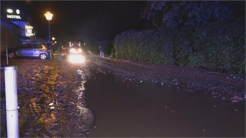 不只台灣下大雨...  德國西部暴雨成災 突發水患釀死傷