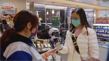 醫護限定「天使藍」口罩 民眾資格不符撲空