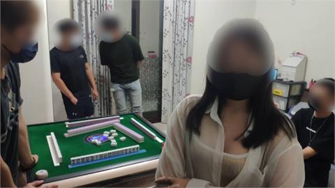 講不聽!台南查獲2起群聚打麻將 最高各罰30萬元罰鍰