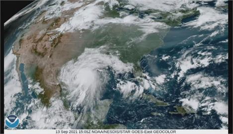 尼可拉斯恐變颶風 德州路州緊急狀態