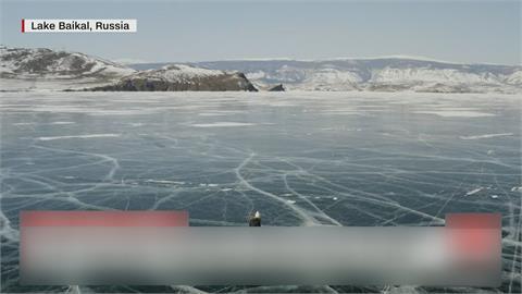 貝加爾湖「最後一戰」冰球賽 籲重視氣候危機