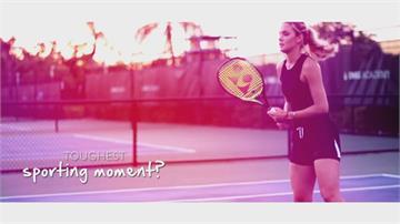 俄羅斯美女網球員 轉戰模特兒界被批穿太少