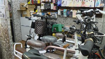 手機與車都要用鋰電池!台北東區通訊行跨界賣電動自行車