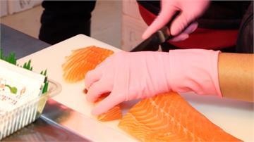 台中魚市最鮮生魚片 銅板價學生瘋排