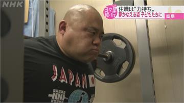 「懷抱夢想不斷努力」住持勤練健力 勇奪全日本第一