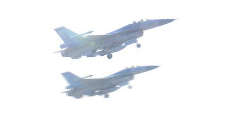 美助抗中 空軍首試射AIM-120飛彈