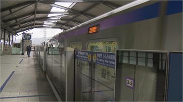 快新聞/機捷設備故障乘客一度被請下車 目前恢復正常運行