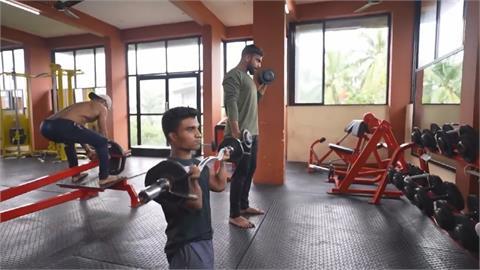 世界最矮健美運動員 印度男子僅102公分高