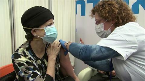 率先全球!以色列大規模施打加強針 60歲以上民眾開放施打第三劑BNT