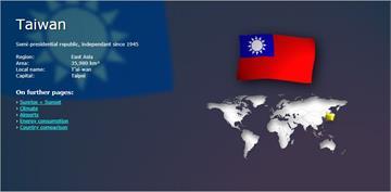 中國人玻璃心恐碎!外國網站指1945年後台灣便已獨立