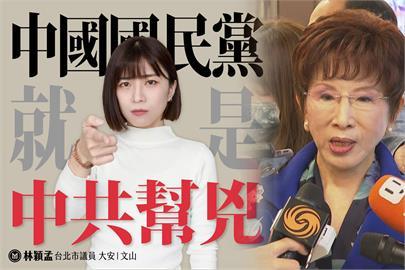 快新聞/洪秀柱質疑「新疆血棉花」真偽 林穎孟痛批:在台灣竟然還有人附和中國