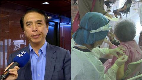 高齡長輩該打疫苗嗎?陳學聖嘆「一場豪賭」:出狀況一輩子悔恨