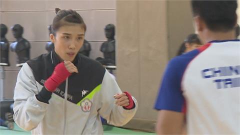 東奧女子拳擊擊退義大利 黃筱雯5:0晉級八強
