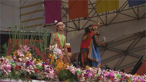 國慶典禮精彩無限!雷虎小組衝場 原民版《手牽手》為最感人抗疫歌曲